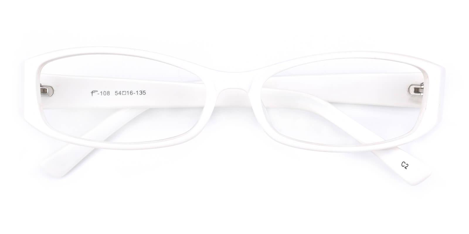 Muse-White-Rectangle-Acetate-Eyeglasses-detail