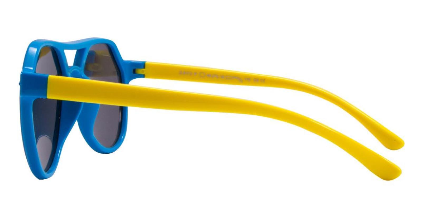 Cartoon-Blue-Aviator-TR-Sunglasses-additional3