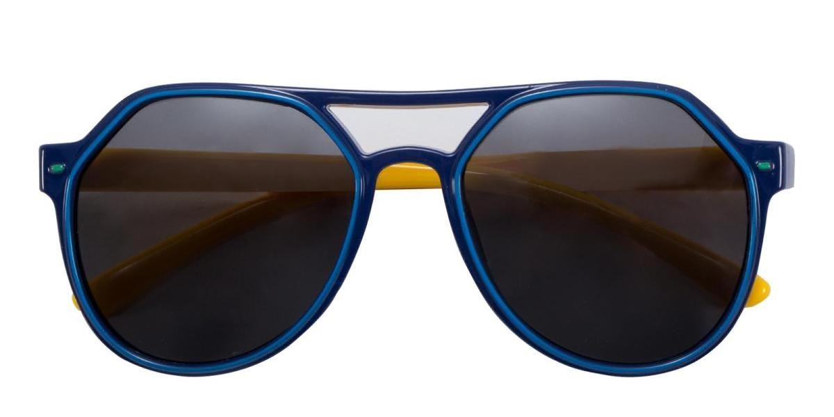 Cartoon-Multicolor-Aviator-TR-Sunglasses-detail