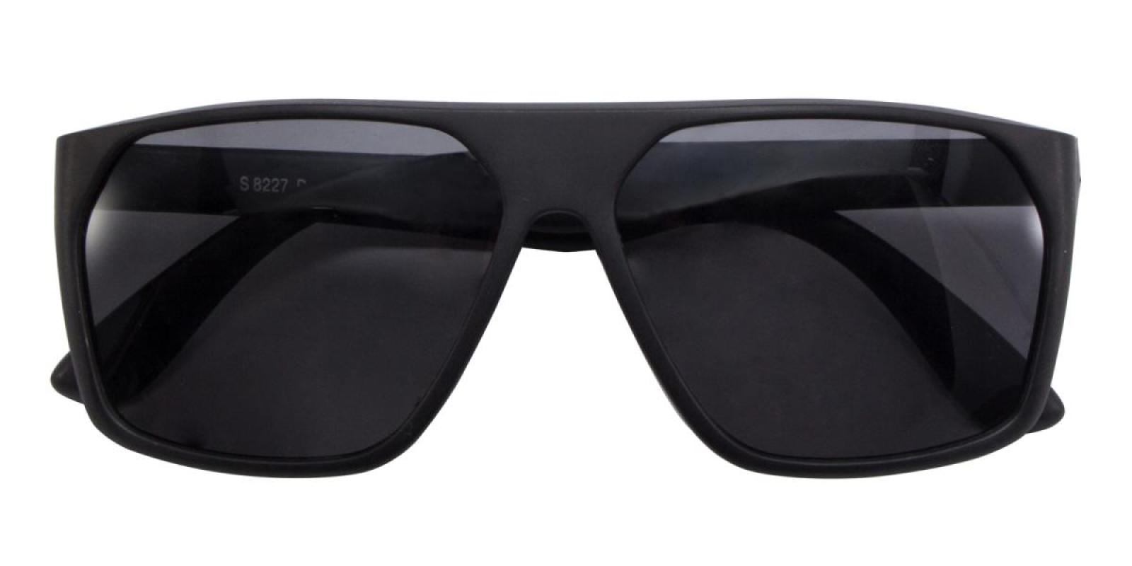 Blackore-Black-Geometric-TR-Sunglasses-detail