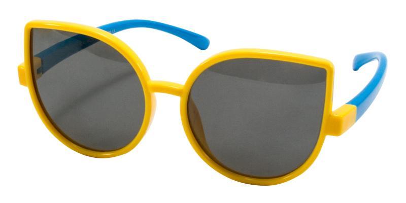 Brain-Yellow-Sunglasses