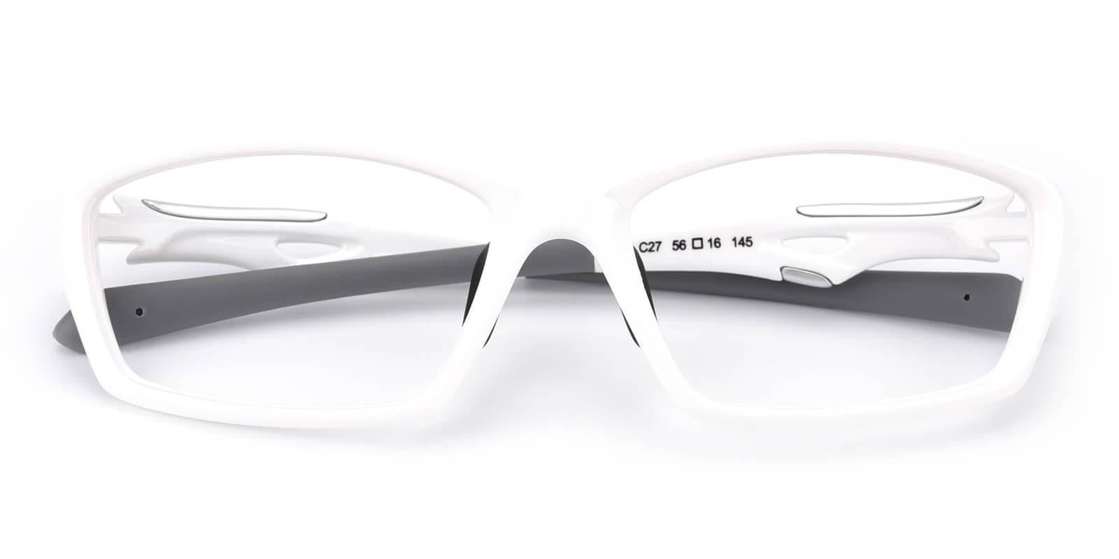 Speniary-White-Rectangle-TR-SportsGlasses-detail
