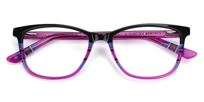 Selinda-Purple-Eyeglasses