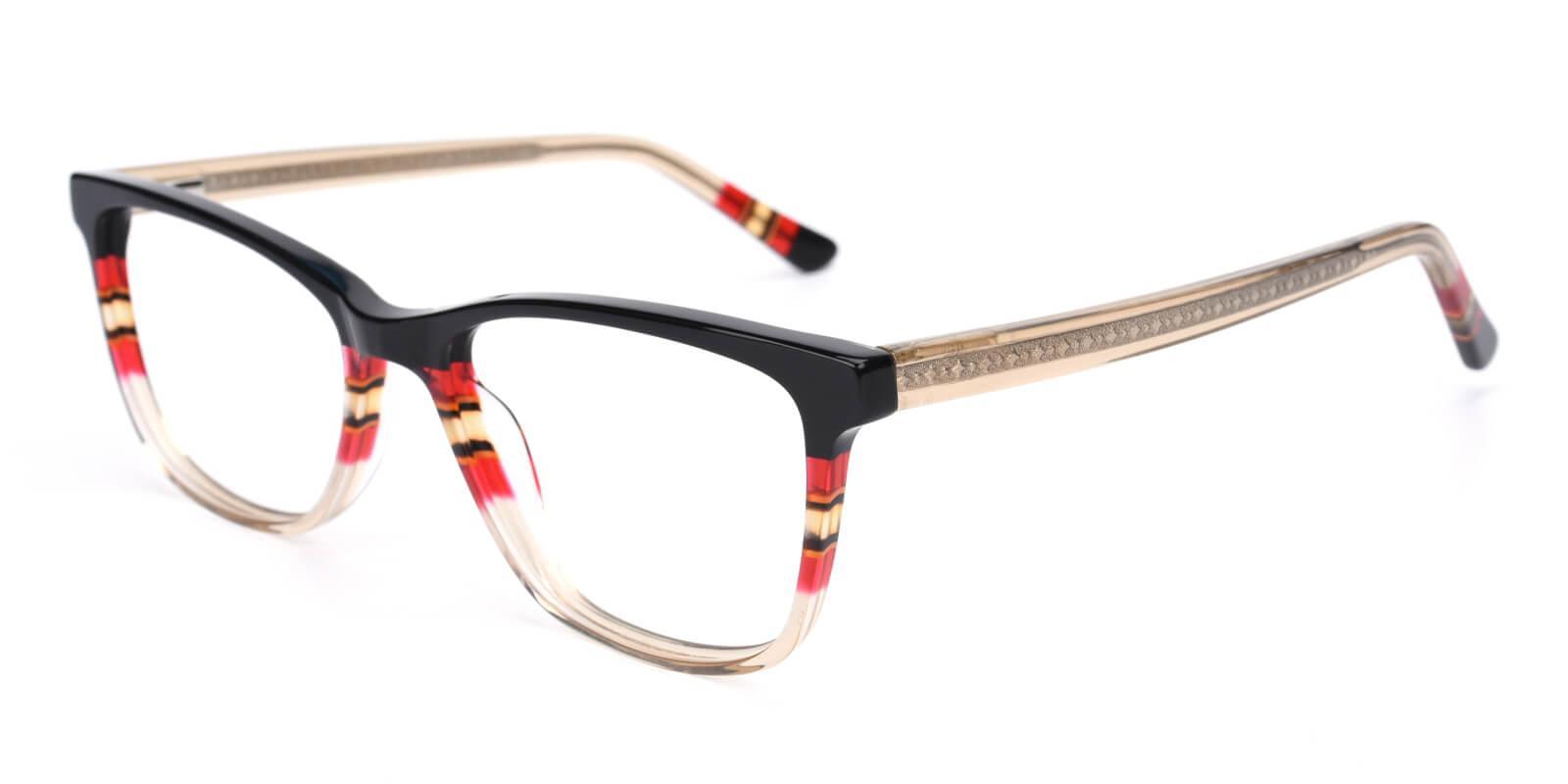 Selinda-Brown-Square / Cat-Acetate-Eyeglasses-additional1