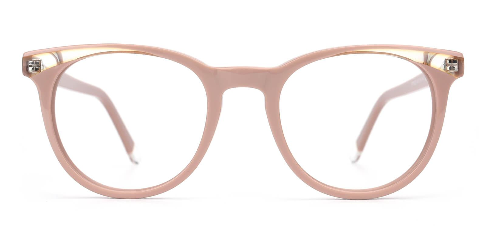 Clementine-Cream-Oval / Cat-Acetate-Eyeglasses-additional2