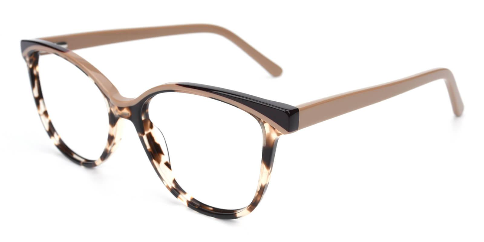 Cynthialy-Brown-Oval / Cat-Acetate-Eyeglasses-additional1
