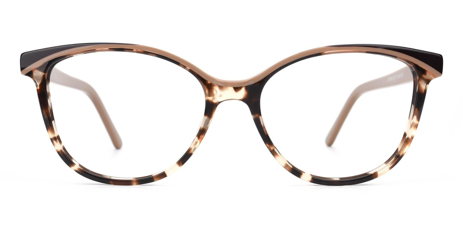 Cynthialy-Brown-Oval / Cat-Acetate-Eyeglasses-additional2