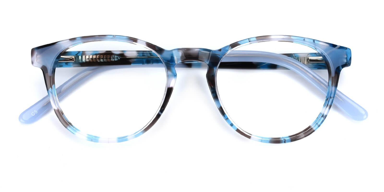 Debbine-Blue-Oval-Acetate-Eyeglasses-detail