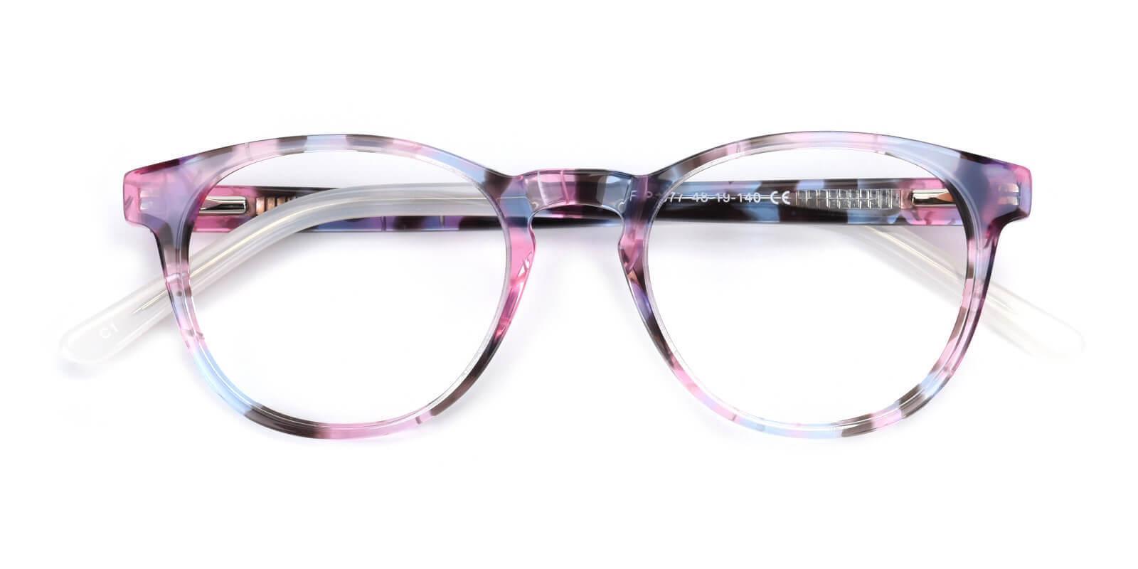 Debbine-Pink-Oval-Acetate-Eyeglasses-detail