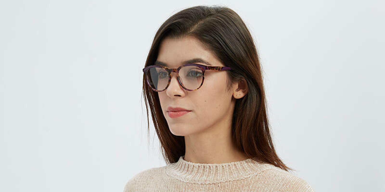 Deborah-Purple-Acetate-Eyeglasses-detail
