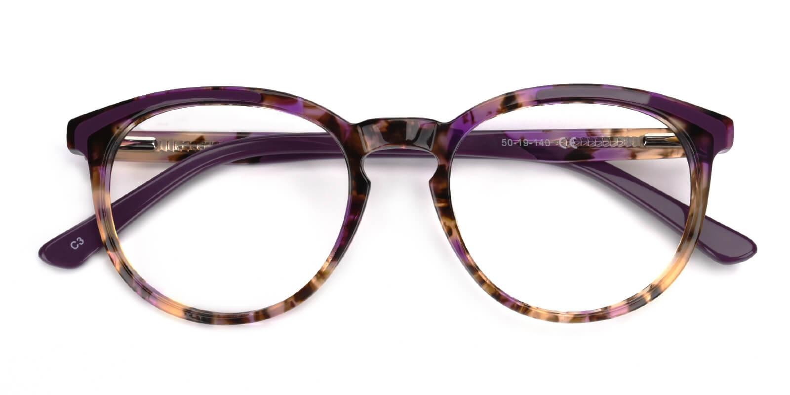 Deborah-Purple-Oval-Acetate-Eyeglasses-detail