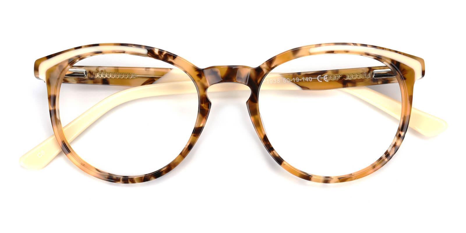Deborah-Yellow-Oval-Acetate-Eyeglasses-detail