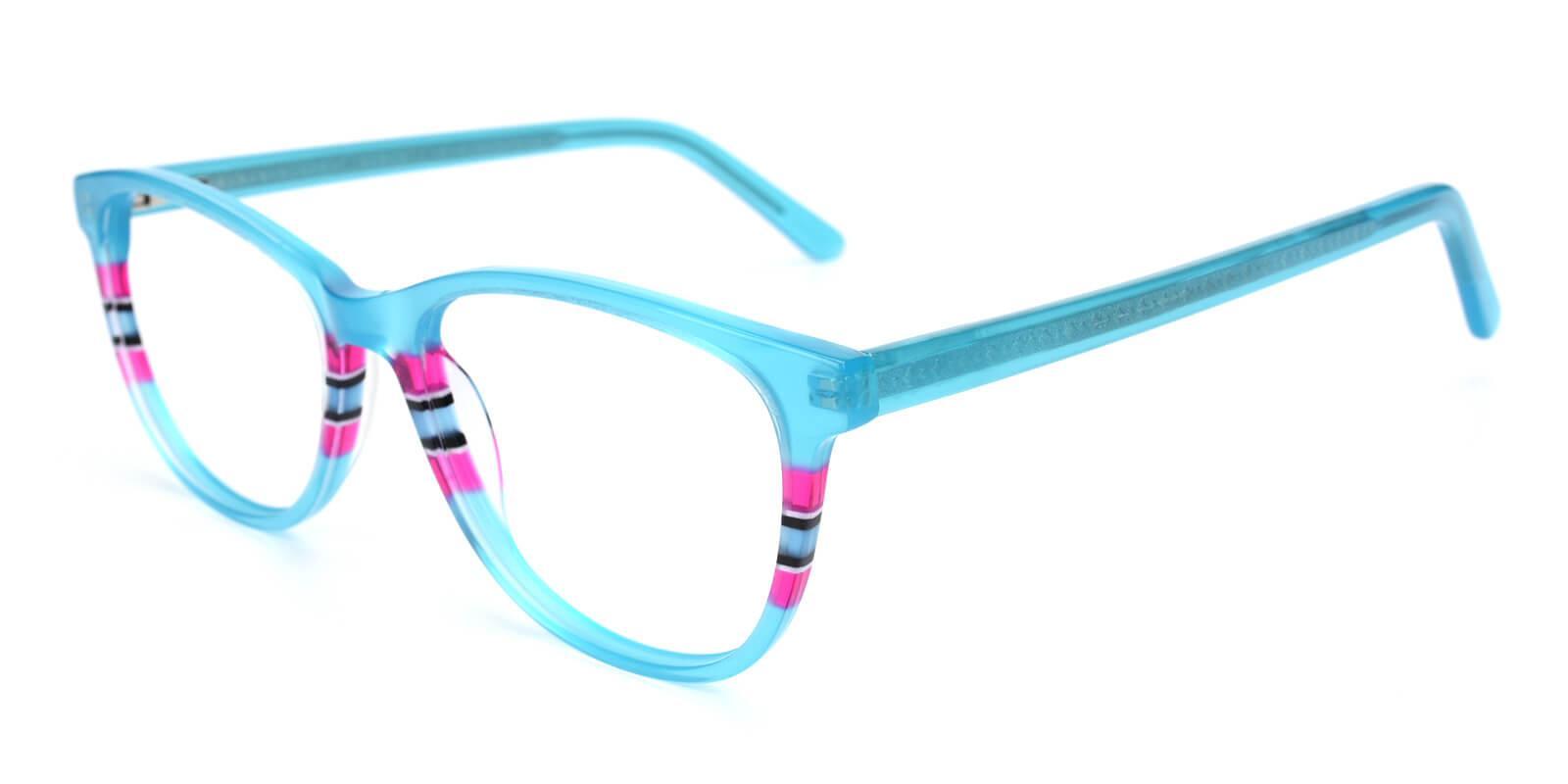 Faithely-Blue-Square-Acetate-Eyeglasses-additional1