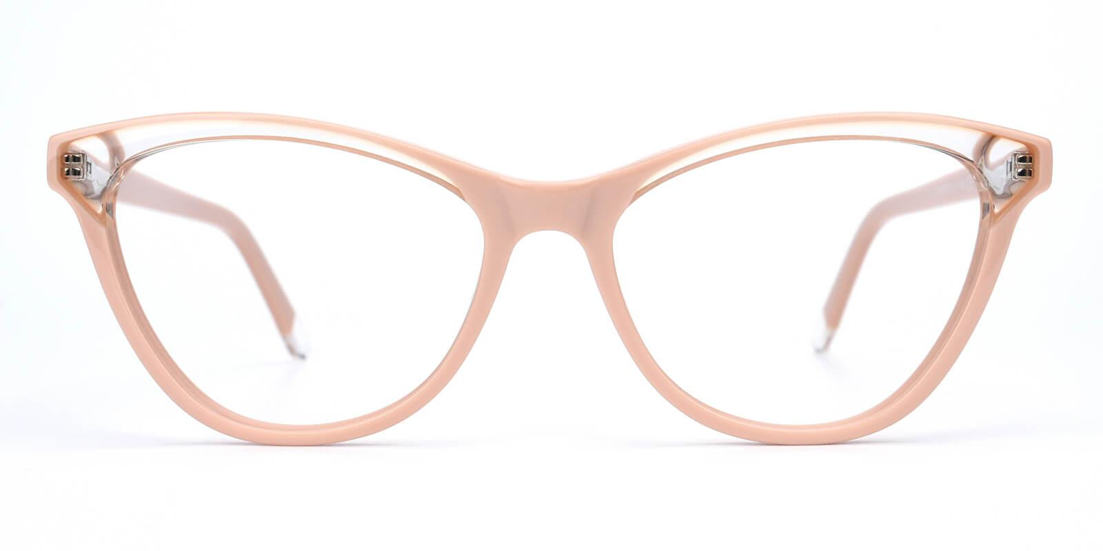 Florencer-Pink-Oval / Cat-Acetate-Eyeglasses-additional2