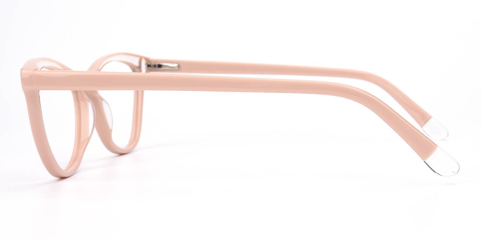 Florencer-Pink-Oval / Cat-Acetate-Eyeglasses-additional3