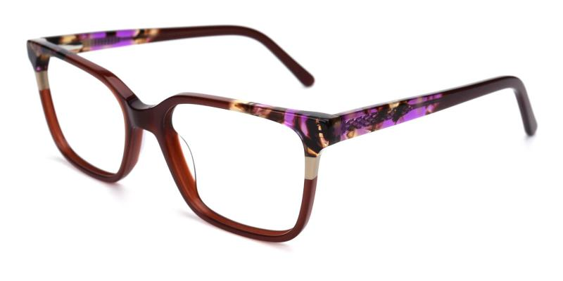 Geraldine-Brown-Eyeglasses