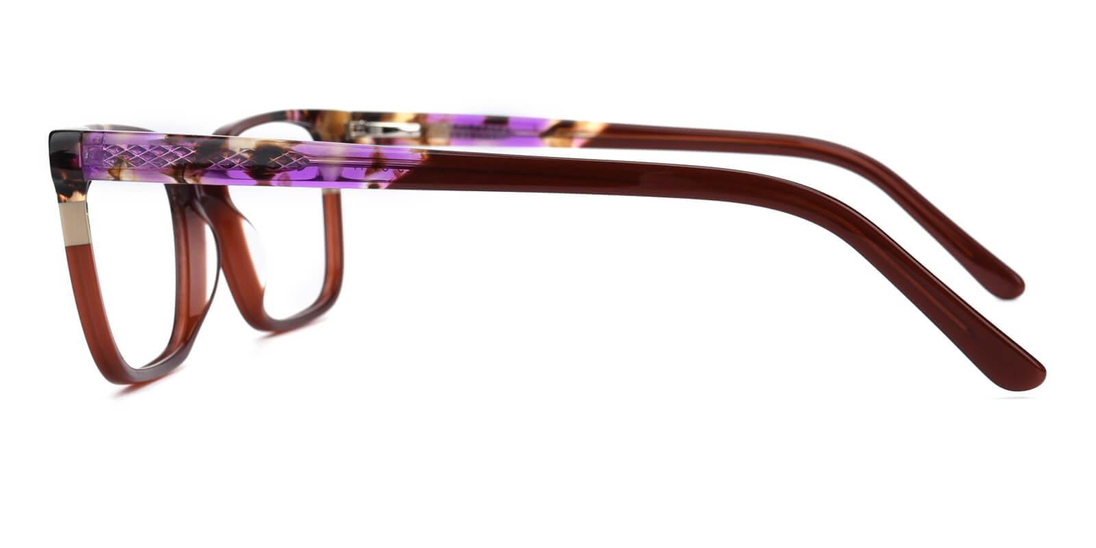 Geraldine-Brown-Square / Cat-Acetate-Eyeglasses-additional3