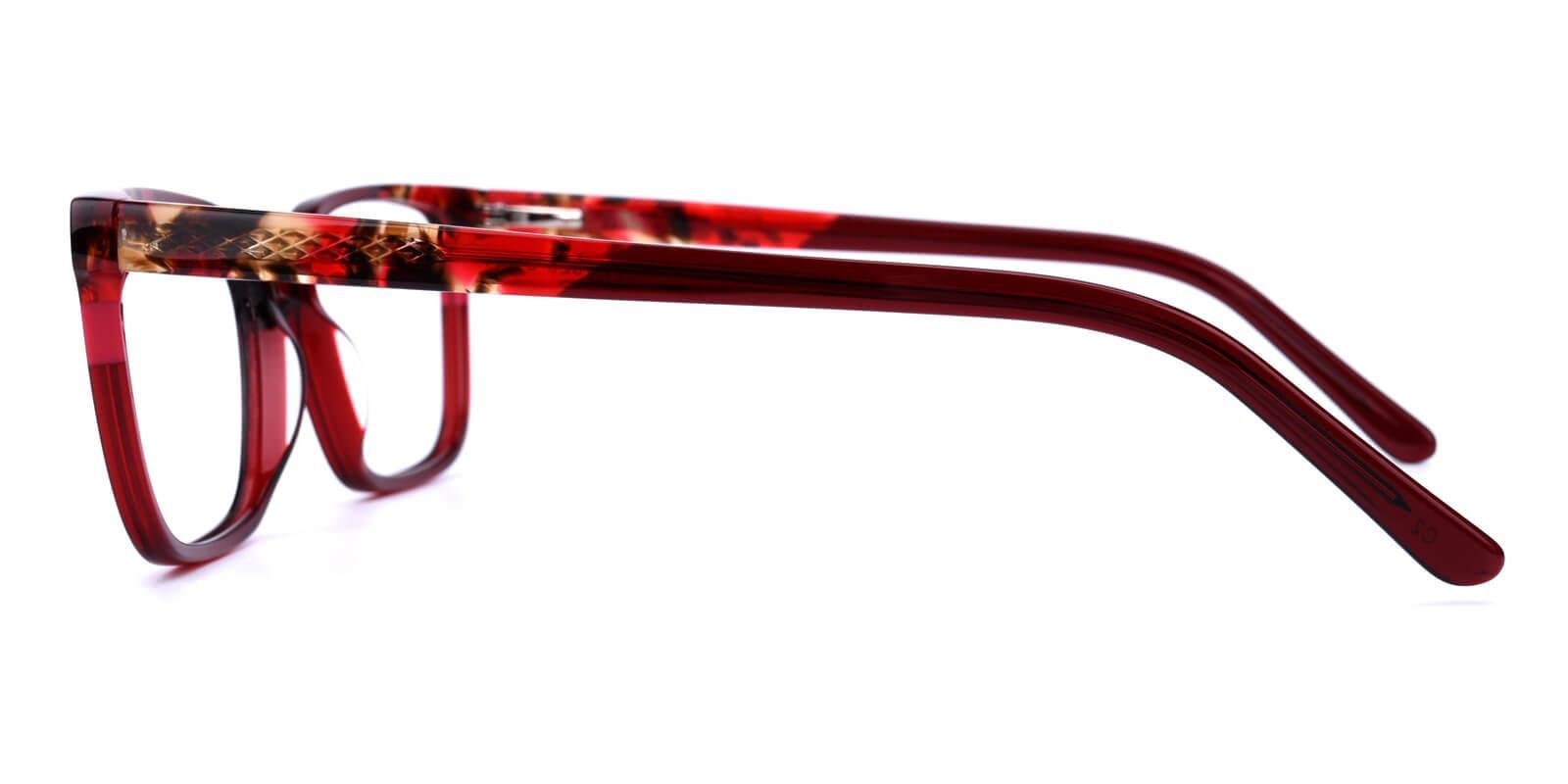 Geraldine-Red-Square / Cat-Acetate-Eyeglasses-additional3