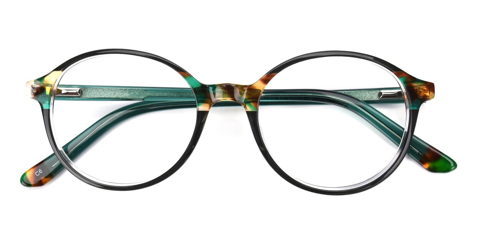 Giselle-Green-Oval-Acetate-Eyeglasses-detail