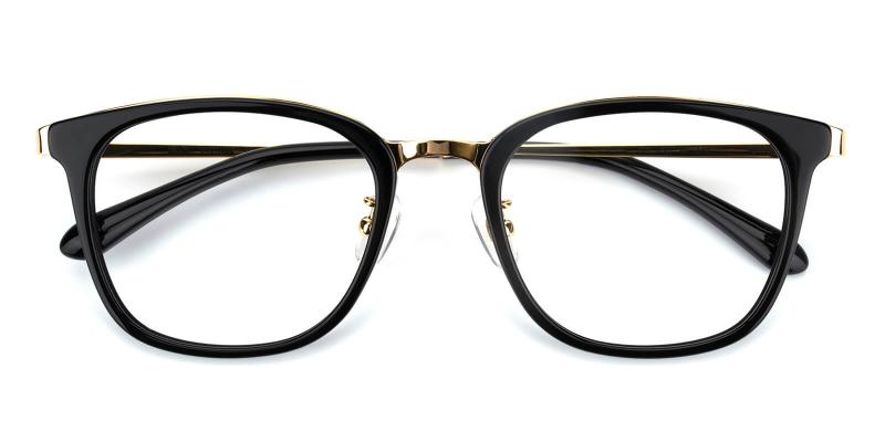 Keronito-Black-Eyeglasses