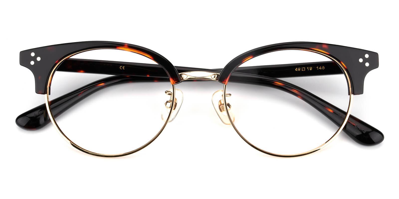 Jinne-Tortoise-Oval-Metal-Eyeglasses-detail