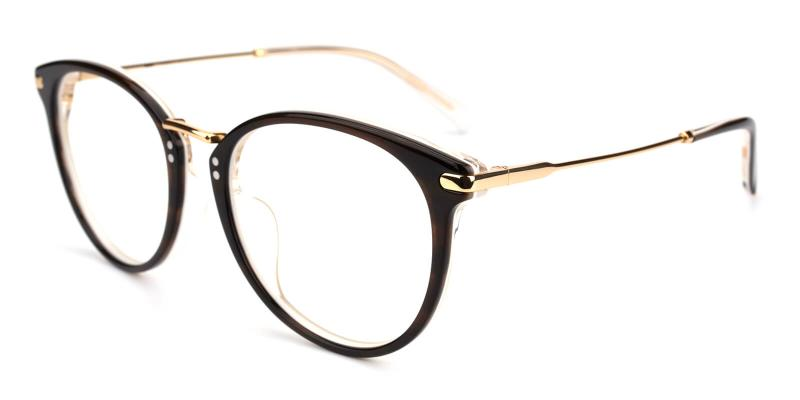 Valkder-Black-Eyeglasses / Fashion / SpringHinges / UniversalBridgeFit