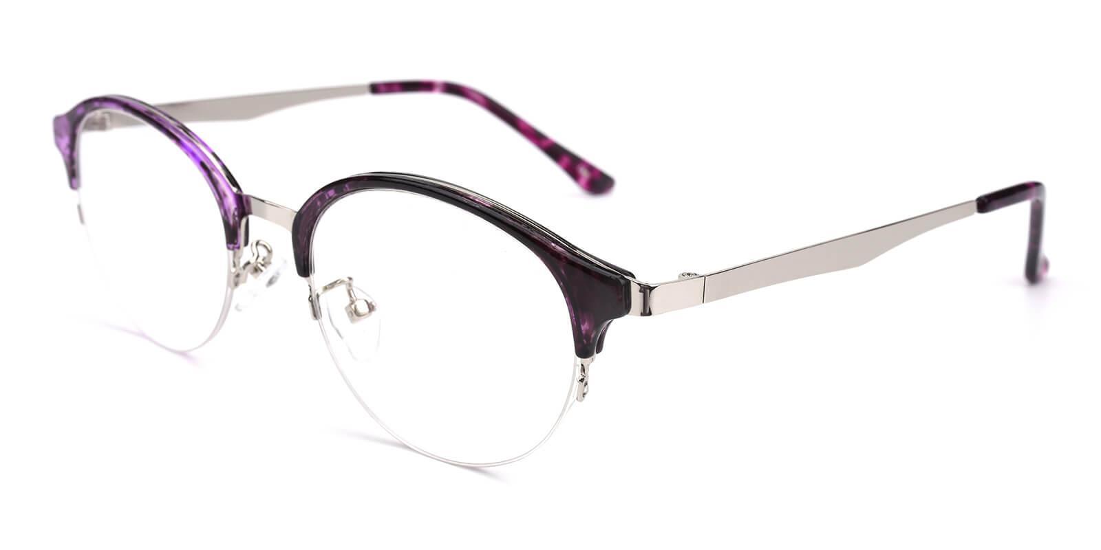 Akaaro-Purple-Oval-Metal-Eyeglasses-additional1