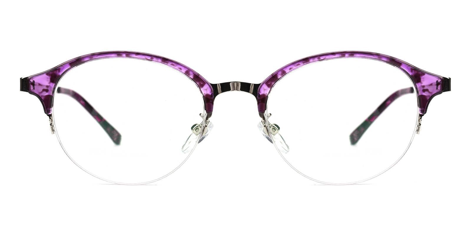 Akaaro-Purple-Oval-Metal-Eyeglasses-detail