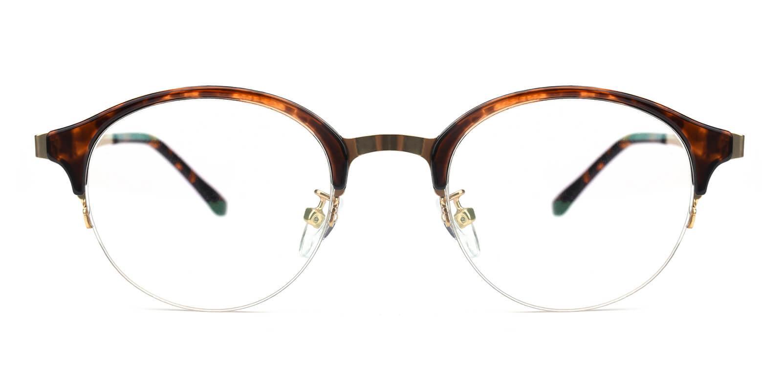 Akaaro-Tortoise-Oval-Metal-Eyeglasses-additional2