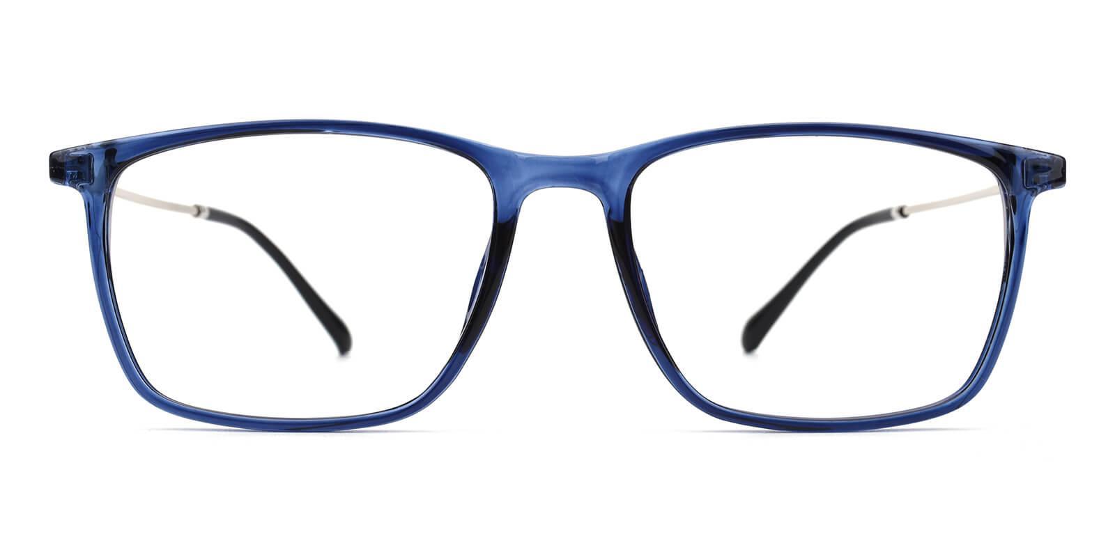 Erisony-Blue-Rectangle-TR-Eyeglasses-detail
