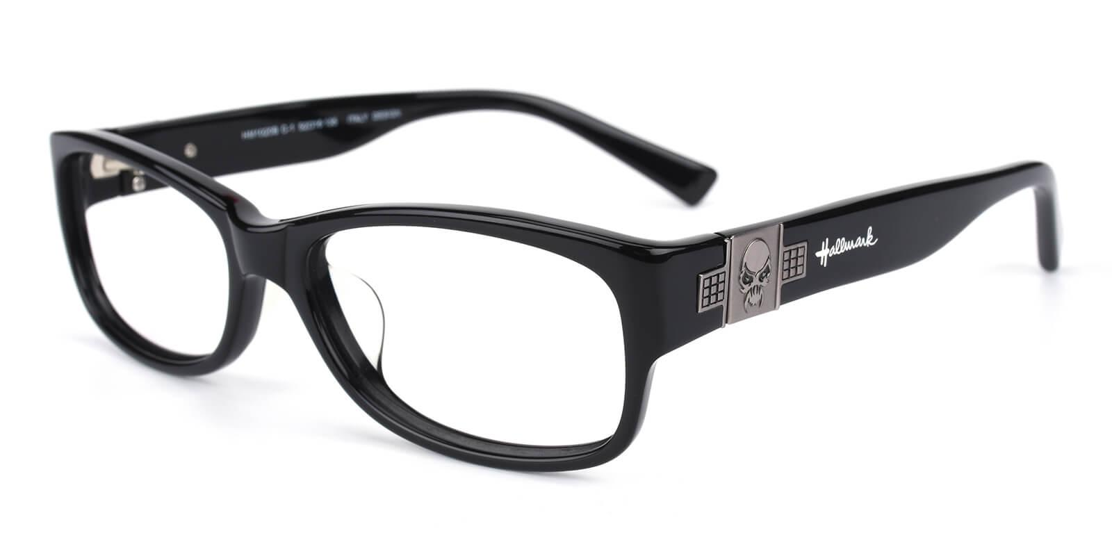 Ghasty-Black-Rectangle-Acetate-Eyeglasses-detail