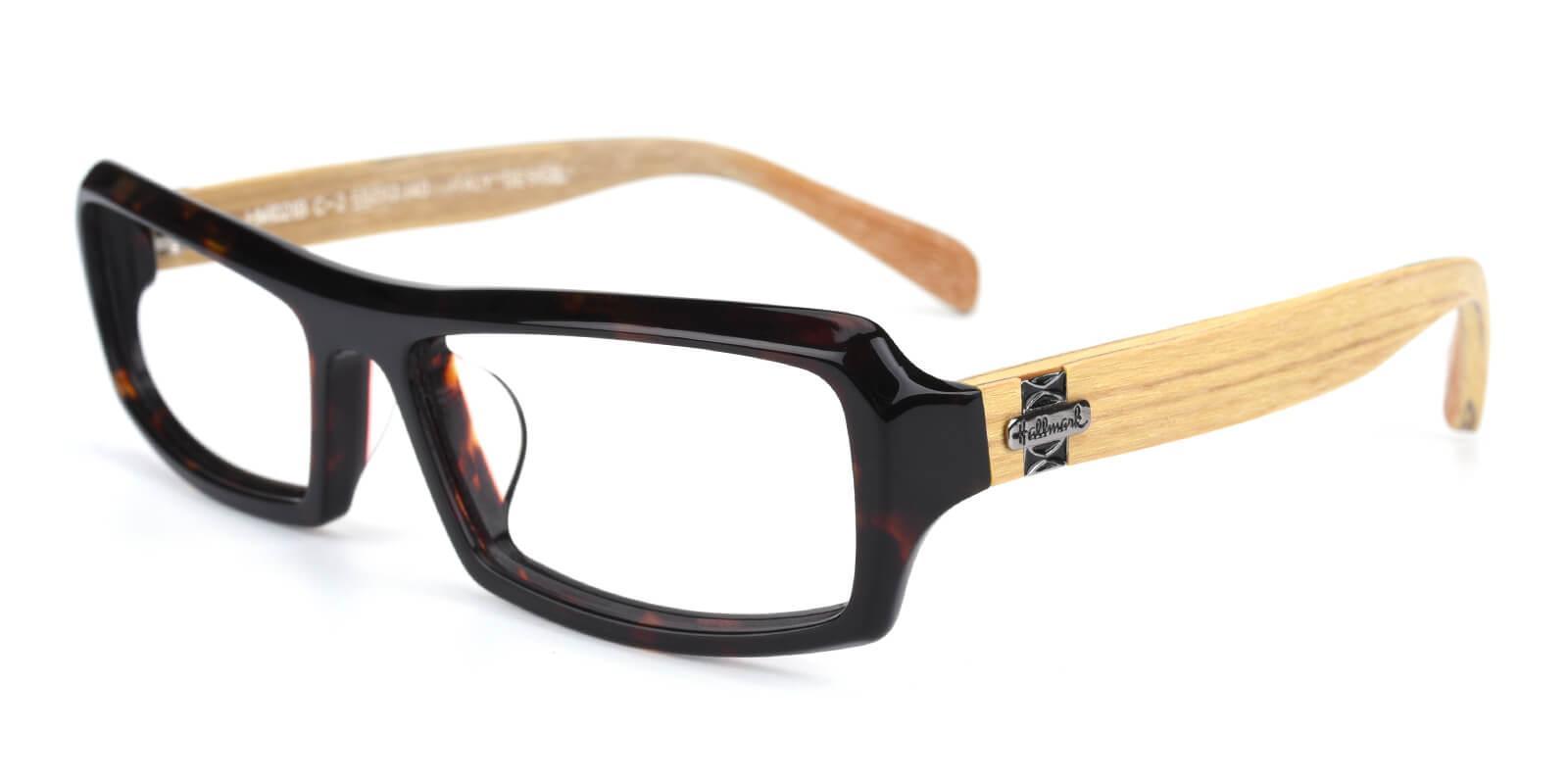 Deaphen-Tortoise-Rectangle-Acetate-Eyeglasses-additional1