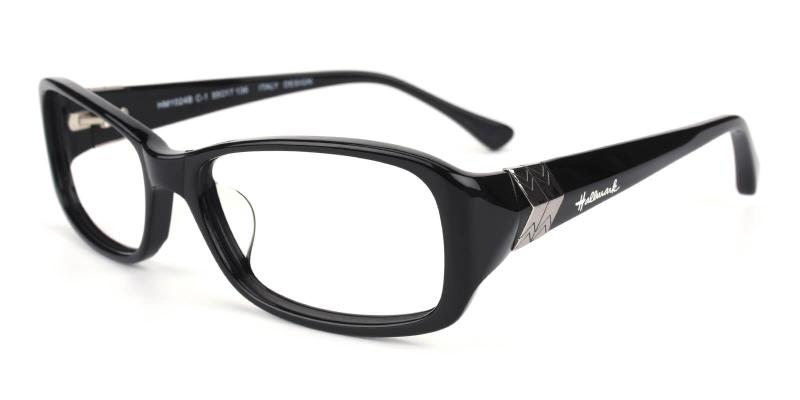 Hgytical-Black-Eyeglasses