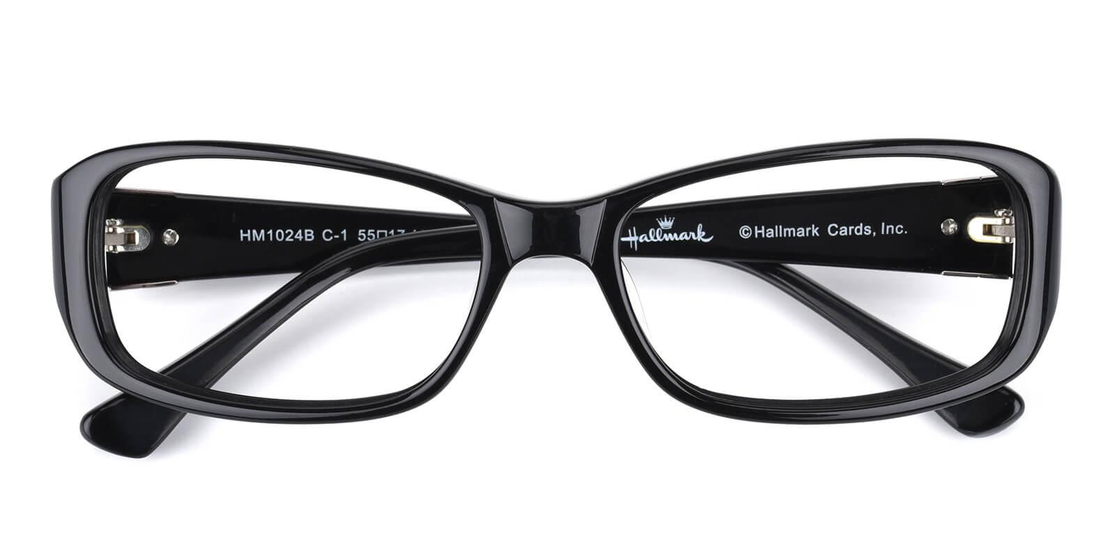 Hgytical-Black-Rectangle-Acetate-Eyeglasses-detail
