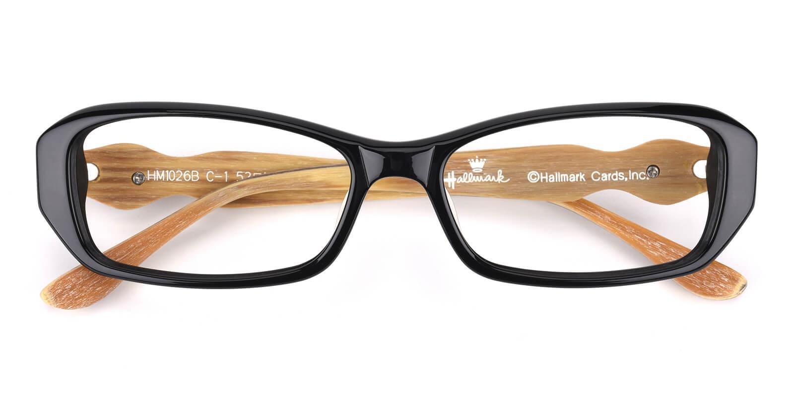 Robion-Black-Rectangle-Acetate-Eyeglasses-detail