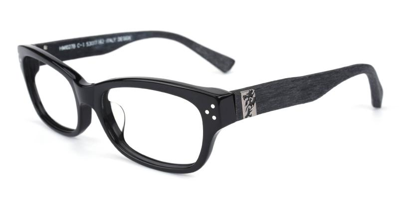 Flymingo-Black-Eyeglasses