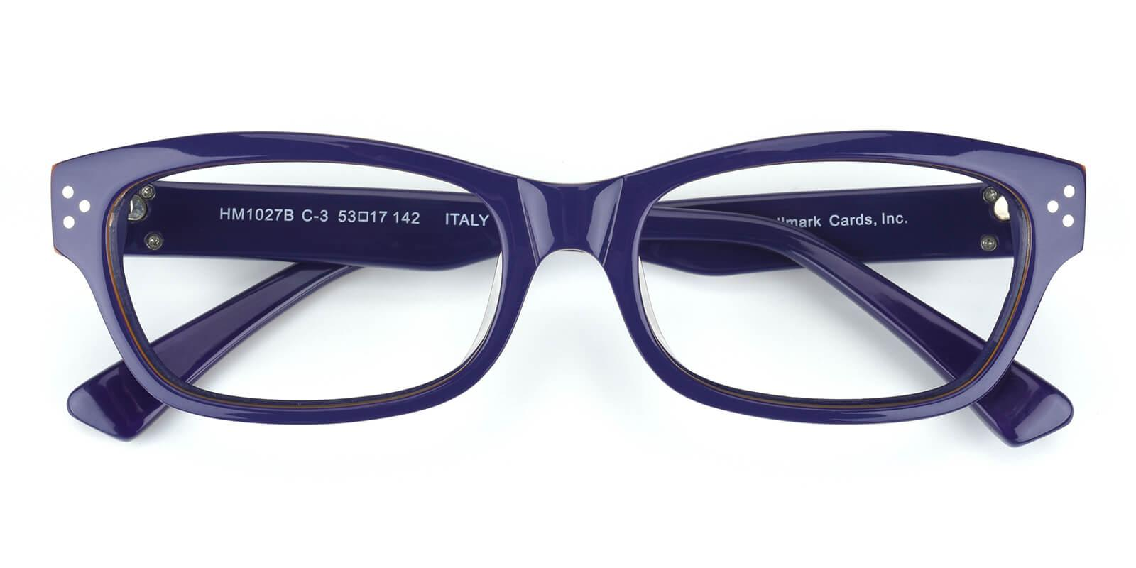 Flymingo-Purple-Rectangle-Acetate-Eyeglasses-detail
