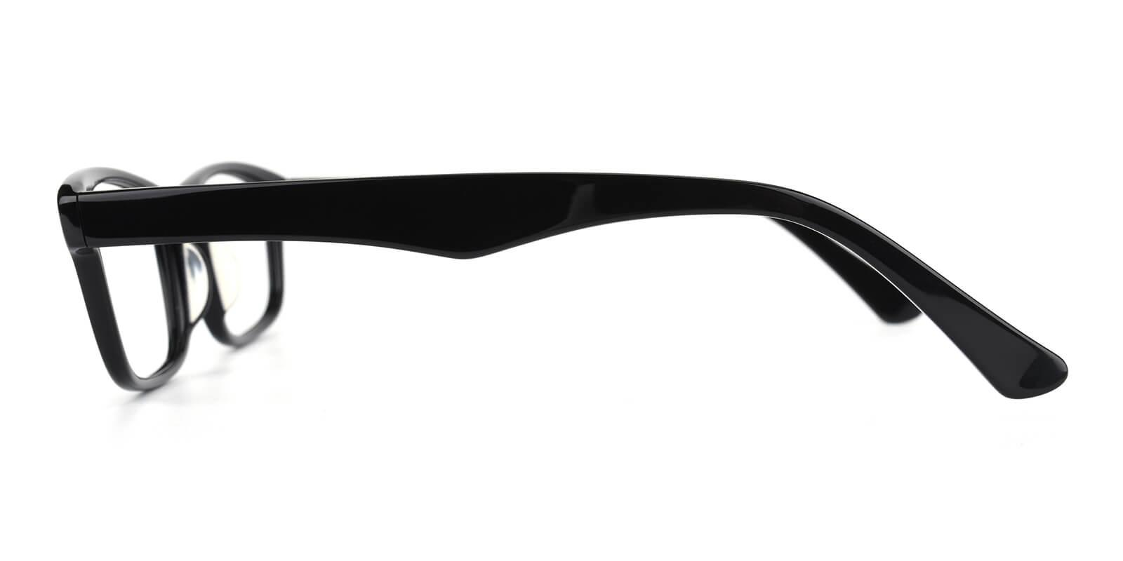 Katric-Black-Rectangle-Acetate-Eyeglasses-detail