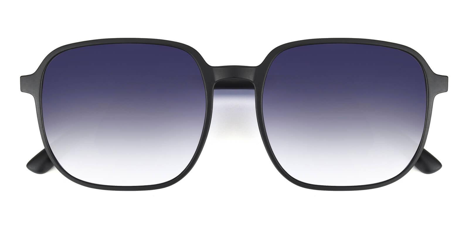 Salmon-Black-Square-TR-Sunglasses-detail