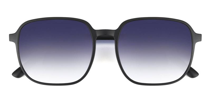 Salmon-Black-Sunglasses