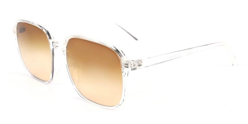 Salmon-Translucent-Sunglasses