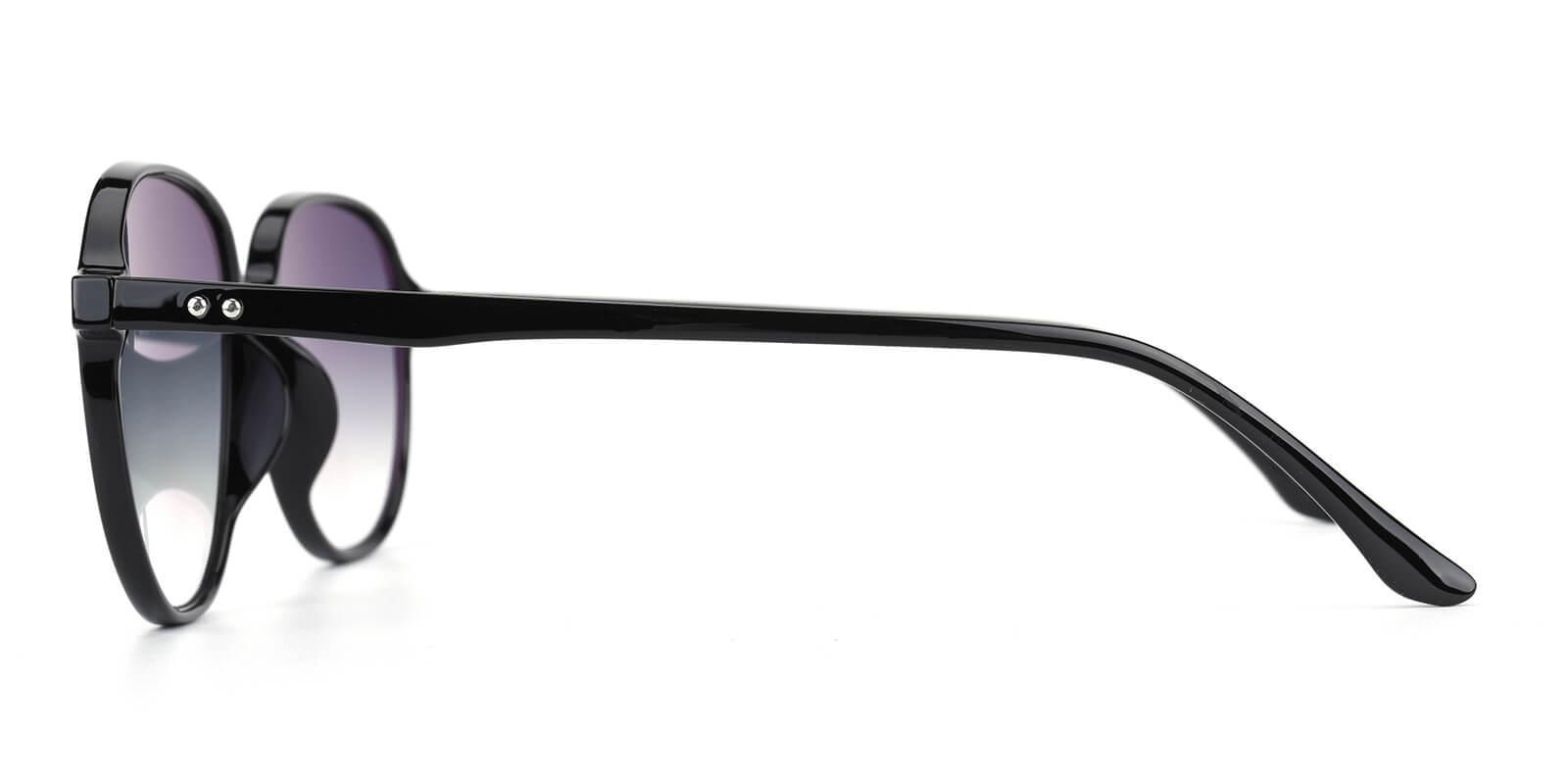 Alinena-Black-Round-TR-Sunglasses-detail