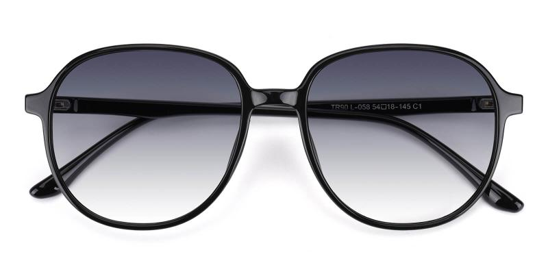 Alinena-Black-Sunglasses