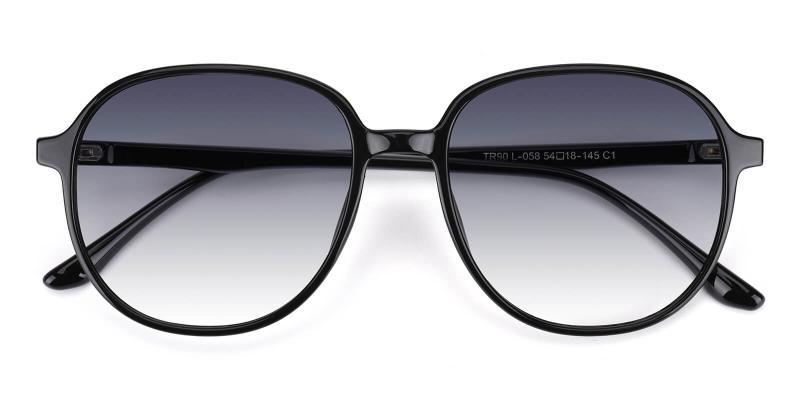 Alinena-Black-Sunglasses