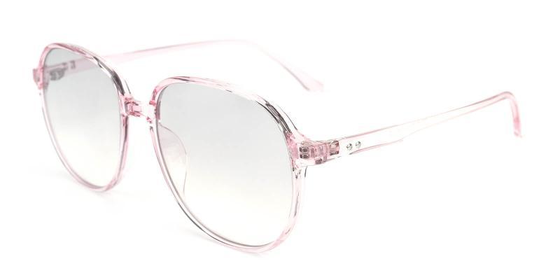 Alinena-Pink-Sunglasses