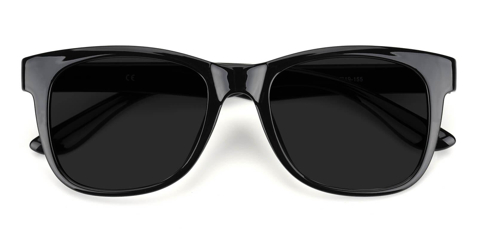 Tracly-Black-Square / Cat-TR-Sunglasses-detail