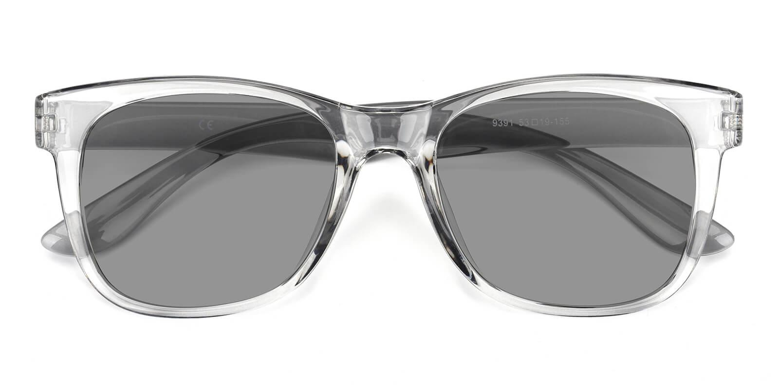 Tracly-Gray-Square / Cat-TR-Sunglasses-detail