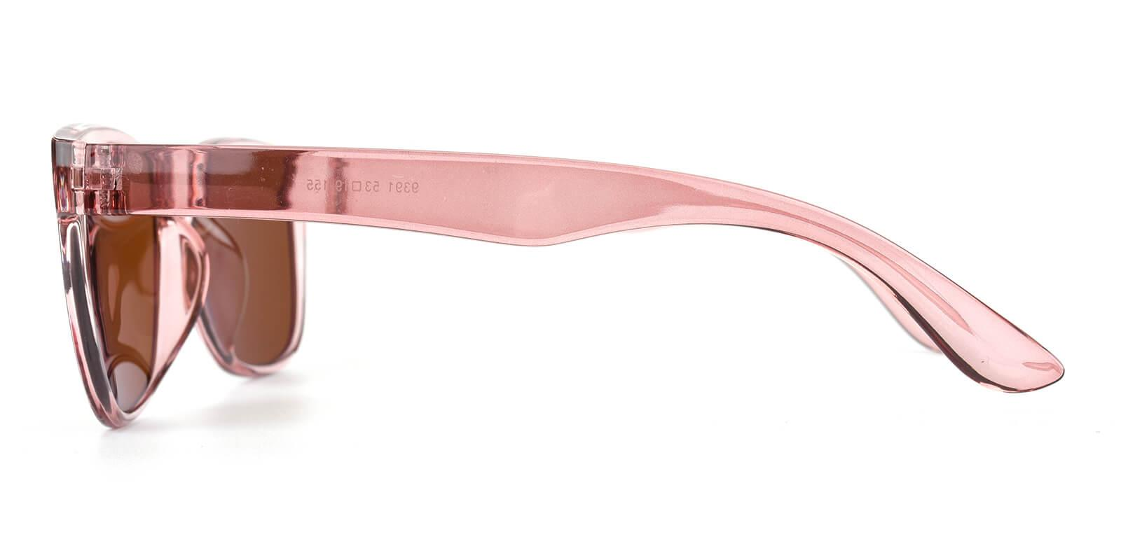 Tracly-Pink-Square / Cat-TR-Sunglasses-detail