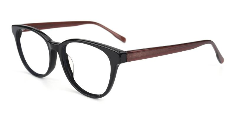 Zona-Black-Eyeglasses