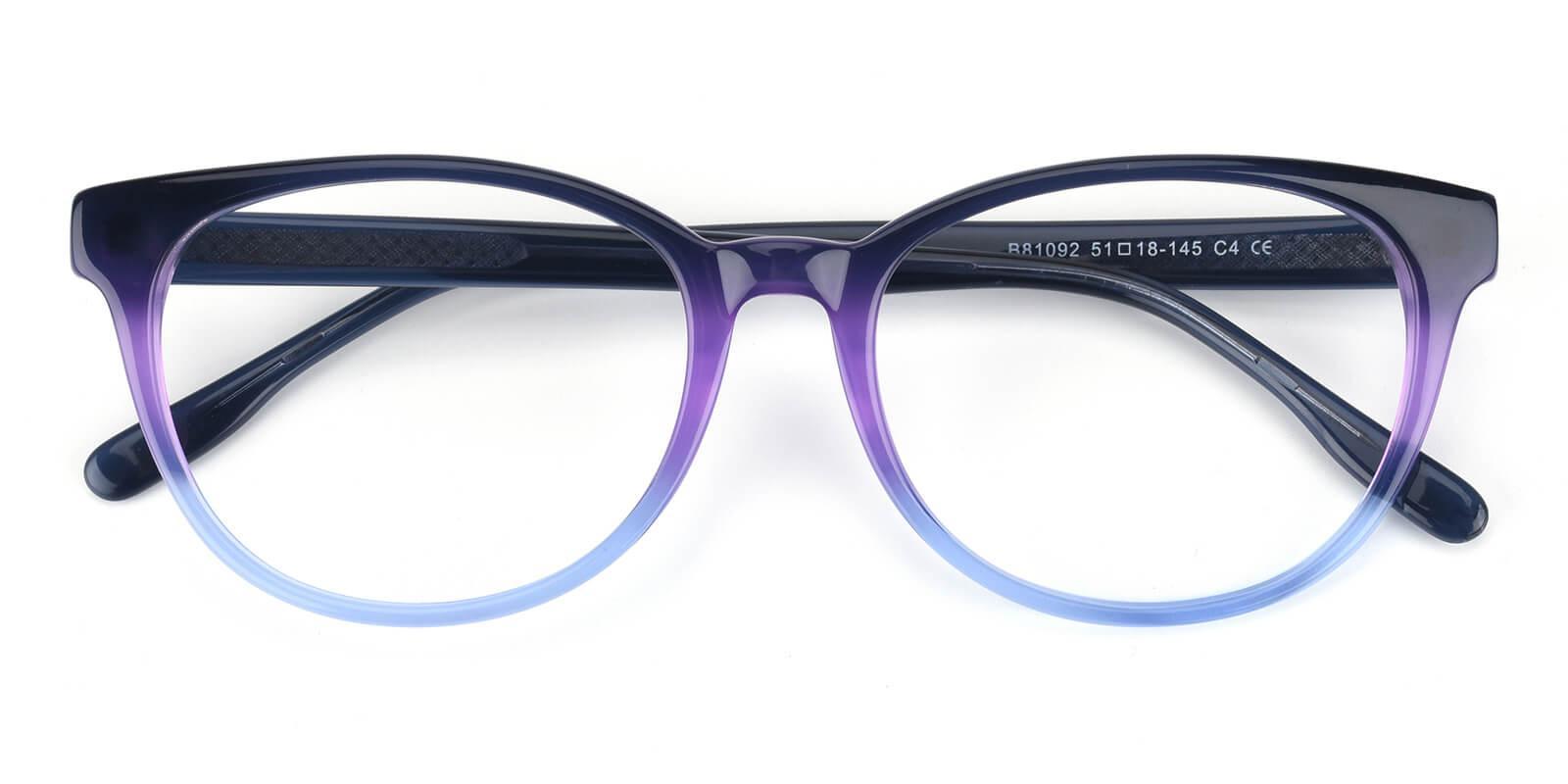 Zona-Blue-Cat-Acetate-Eyeglasses-detail